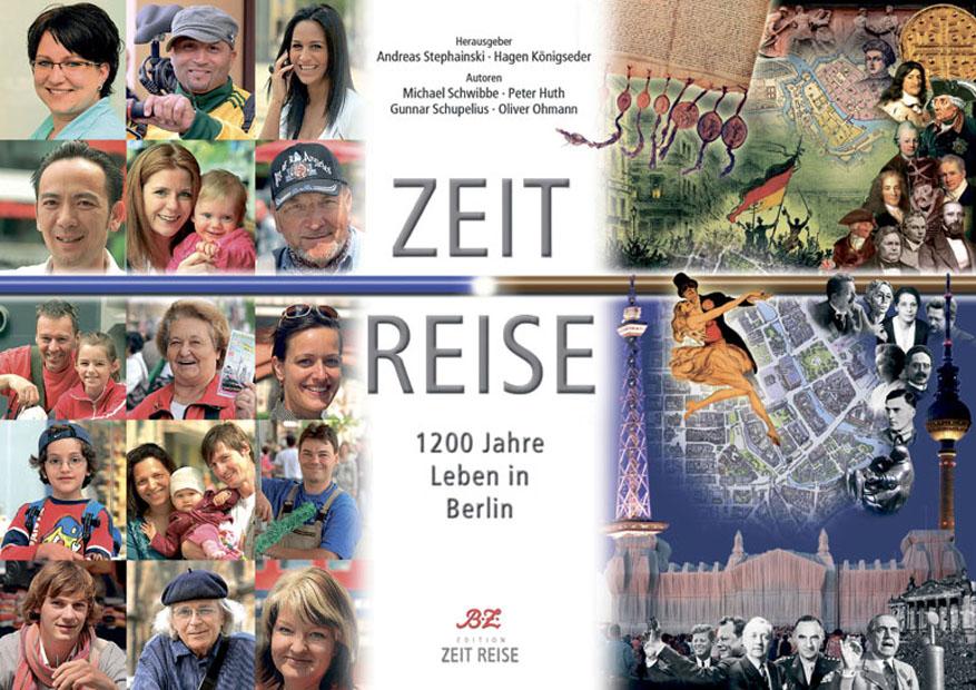 Buchtitel: 1200 Jahre Leben in Berlin
