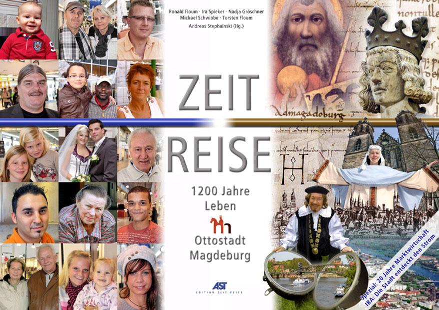 Buchtitel: 1200 Jahre Leben in der Ottostadt Magdeburg
