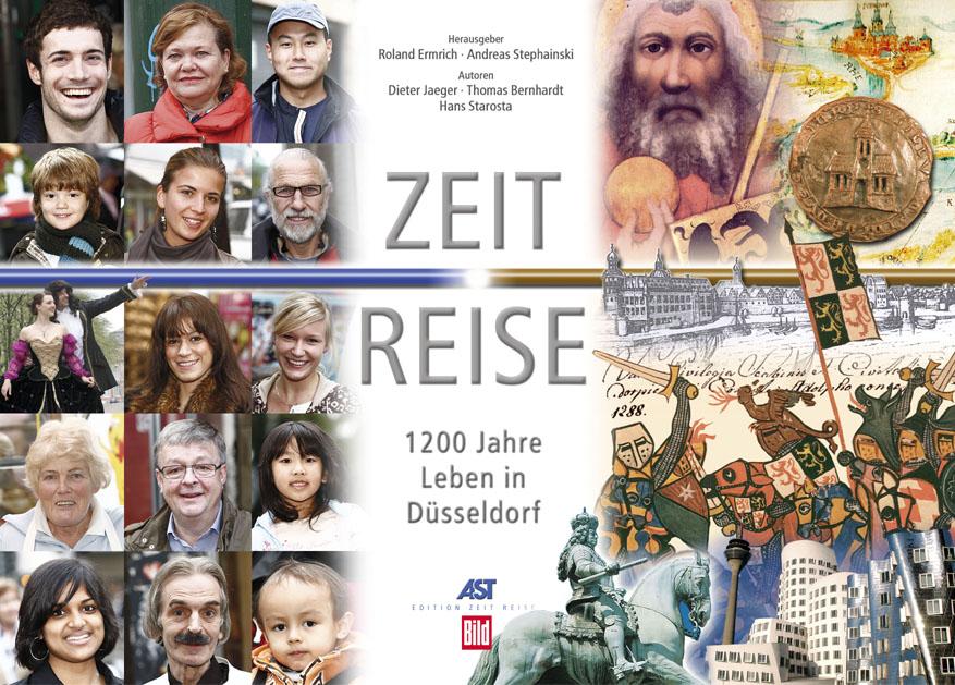 Buchtitel: 1200 Jahre Leben in Düsseldorf
