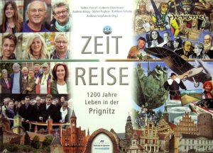 Buchtitel: 1200 Jahre Leben in der Prignitz